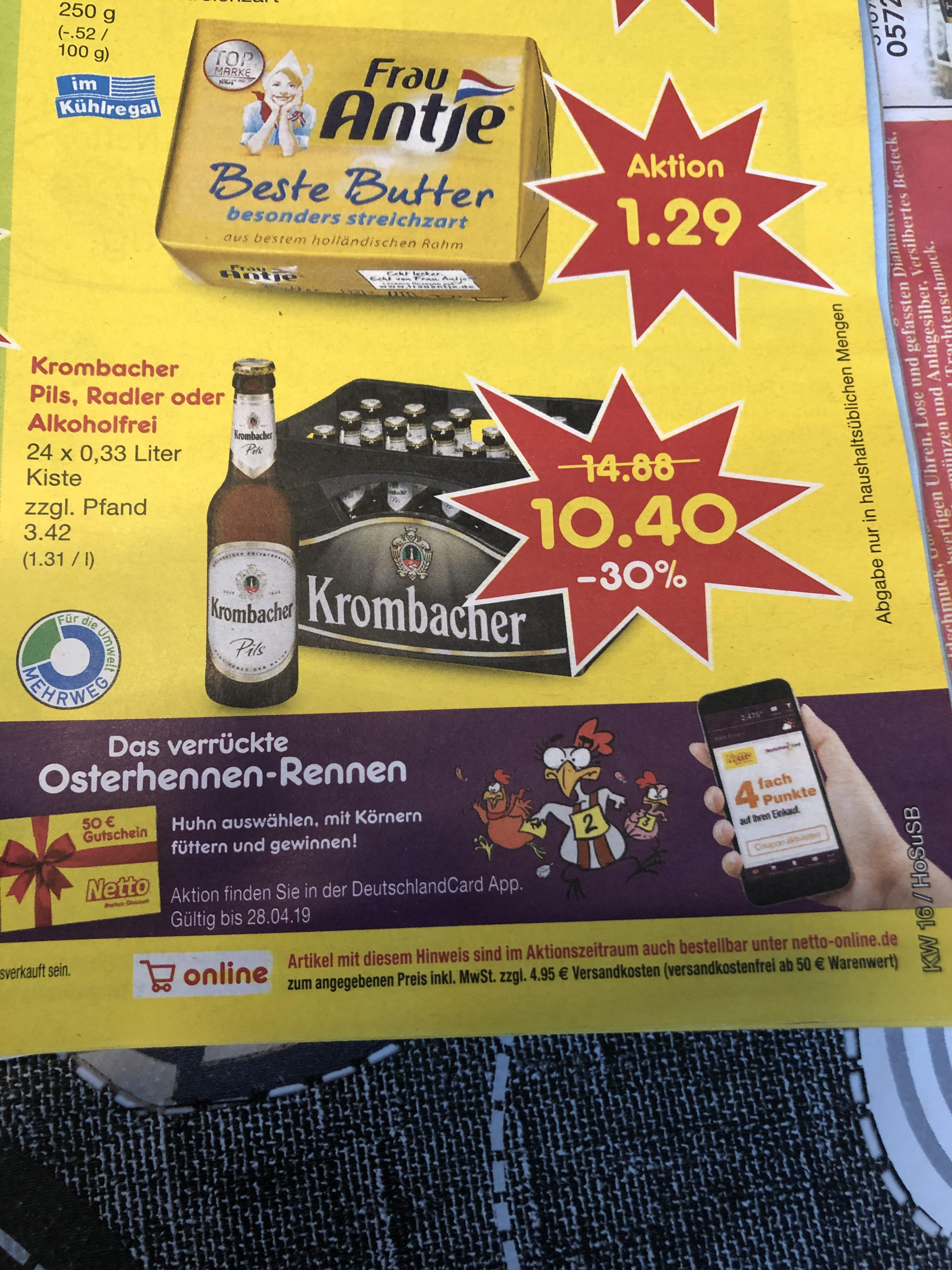 Krombacher Pils 24x0.33