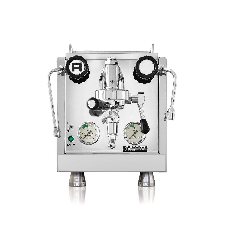 Rocket Espresso | R58 V2 Espressomaschine | Dualboiler-System | PID und weitere Siebträgermaschinen und Kaffeemühlen im Angebot