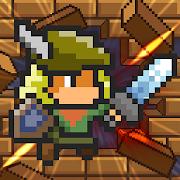 Free Android Spiele App: Buff Knight - RPG Runner (4.6*), Retro 2D-Pixel-RPG Runner auf Deutsch [Google Play Store]