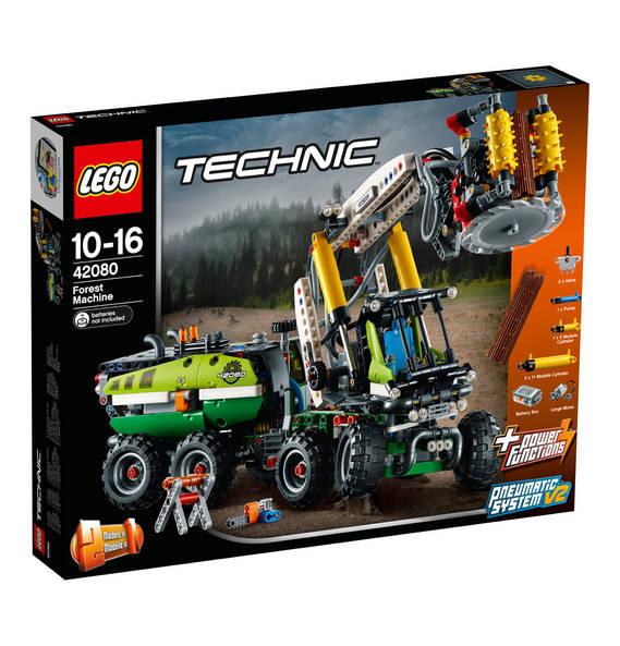 [Galeria] Lego Harvester 42080 (1003 Teile + Power Functions) mit Vorteilscode und Payback