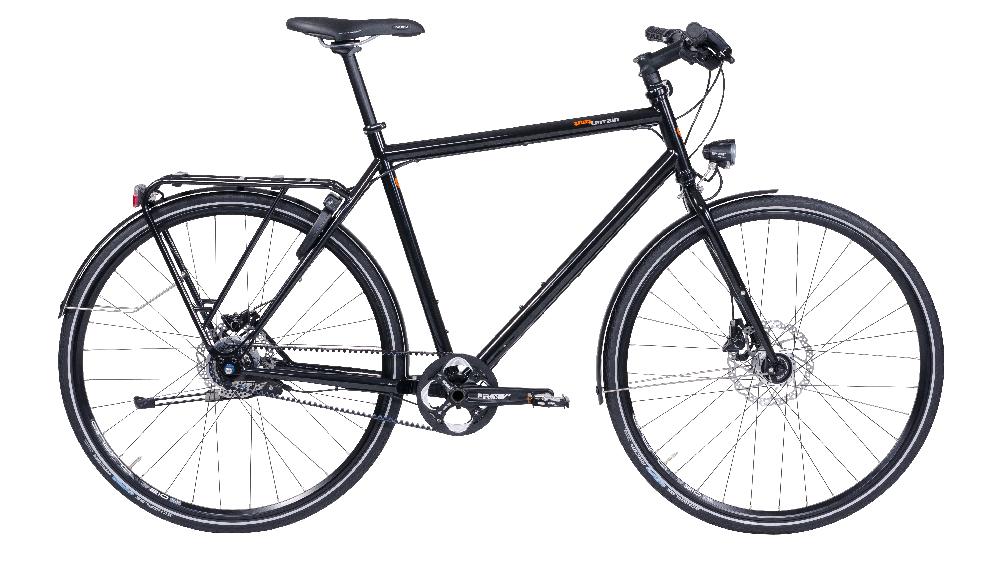Tout Terrain - Kollektionsfarbe und Ortlieb Sport Roller Taschen gratis bei allen Trekking-Rad Bestellungen