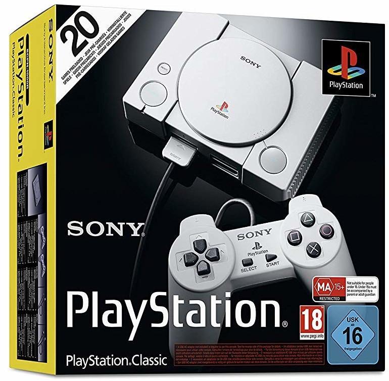 Sony Playstation Classic Mini Konsole