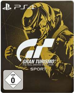 Gran Turismo Sport Steelbook (PS4) für 10€,Call of Duty: Modern Warfare Remastered (Xbox One) für10€,FIFA 18 (Switch) für 10€ (Lokal Minden)