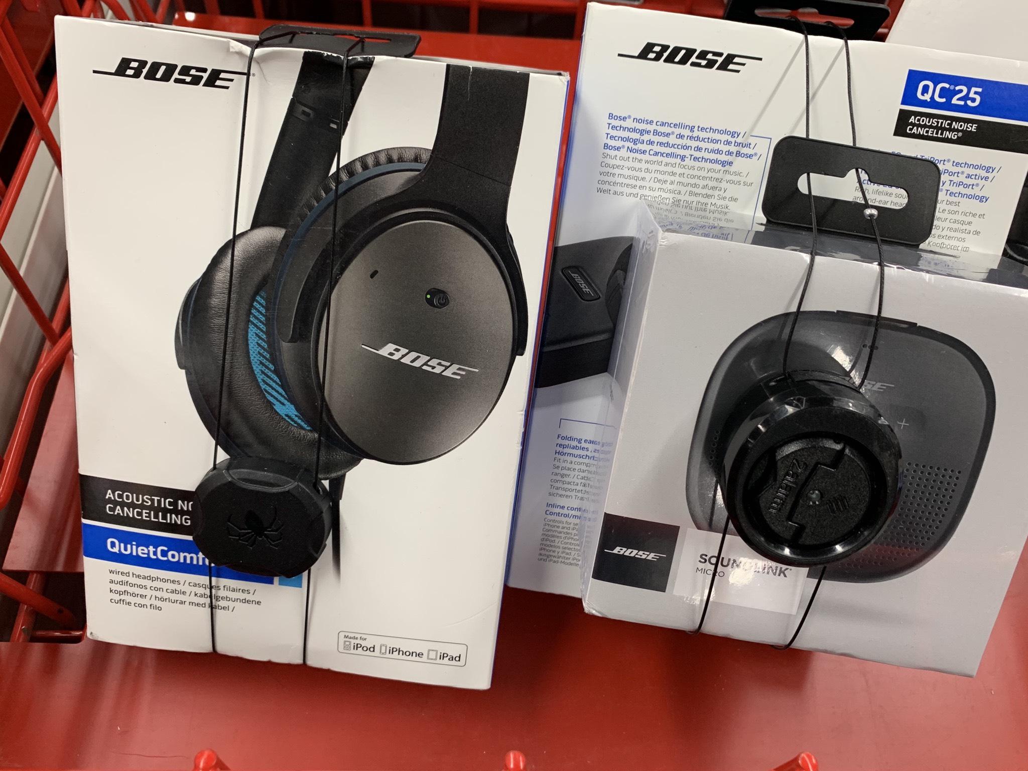 [lokal] Bose QuietComfort 25 + Bose Soundlink Micro