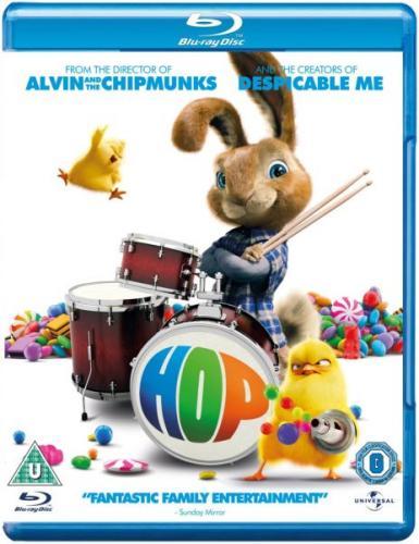 Blu-Ray - Hop für €6,15 [@Zavvi.com]