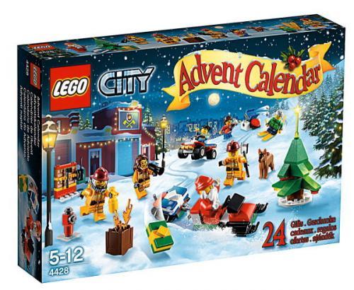 [Offline] Adventskalender von Lego, Playmobil, Hot Wheels etc. stark reduziert, z.B. 10€ Lego 4428