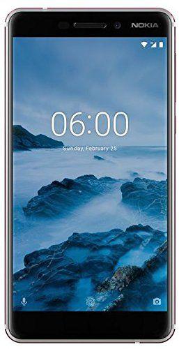 [Saturn] Nokia 6.1 in weiß (Android 9) Smartphone (13,97 cm (5,5 Zoll), FHD IPS Display, 32 GB interner Speicher und 3 GB RAM, Dual-SIM