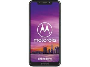 "[media Markt / Saturn + Masterpass] MOTOROLA One 5.9"" Dual SIM Smartphone (Android One, 64GB, 4GB RAM, USB-C, NFC)"