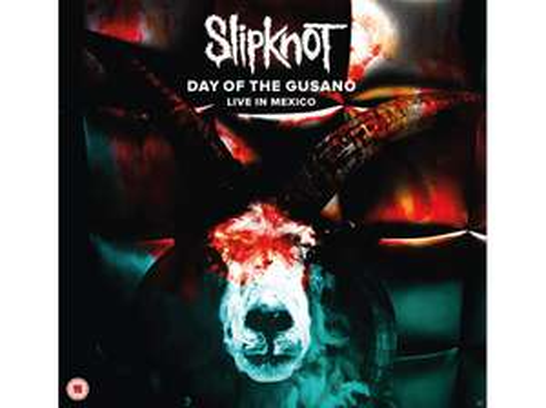 Slipknot - Day Of The Gusano-Live In Mexico (Ltd.3LP+DVD) [Vinyl] für 10,98€