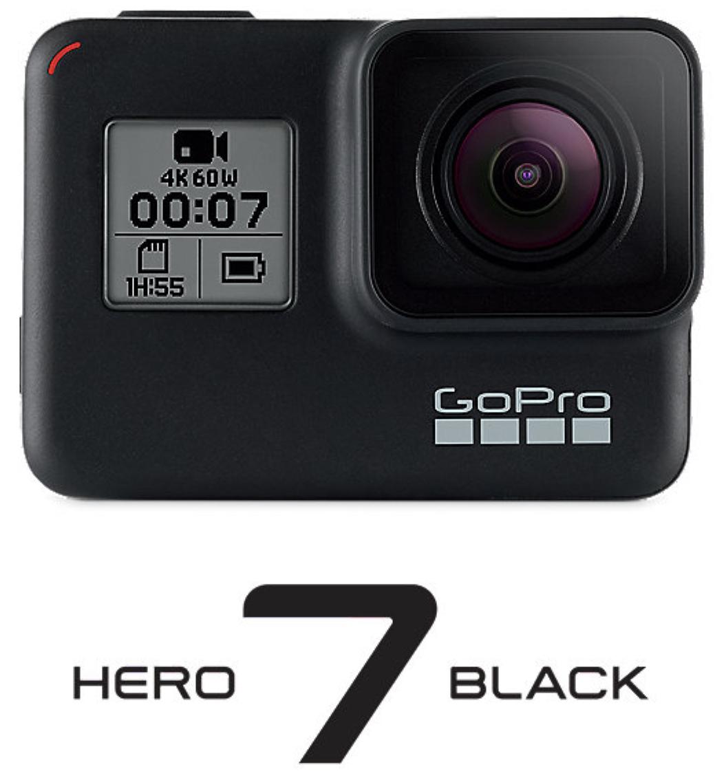 GoPro Hero 7 Black 4K60-Action Cam wasserdicht Sprachsteuerung Touchscreen für 333€ inkl. Versandkosten [Cyberport / ebay]