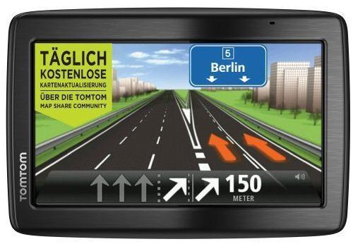 """ebay WOW Angebot: TomTom Via 135 5"""" XXL Traffic TMC Bluetooth Handy Freisprechen EU 45 Länder - Täglich kostenlose Updates über die TOMTOM Community"""