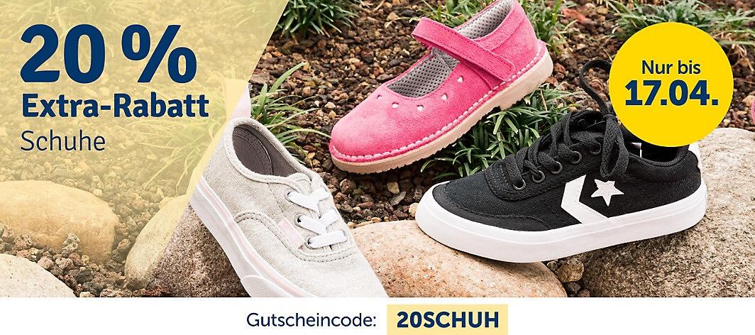 20% extra Rabatt bei myToys.de auf Schuhe