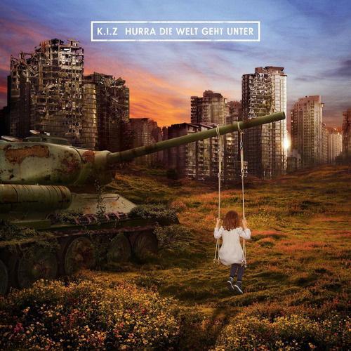 K.I.Z. - Hurra Die Welt Geht Unter Doppel-LP (Incl.MP3-Code) [Vinyl]