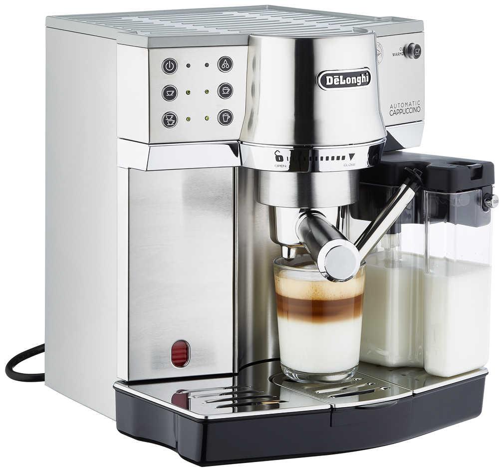 [Kaufland] De'Longhi EC 860.M Cappuccino- und Espressomaschine mit Siebträger