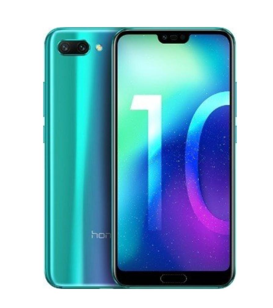 "[Amazon.es] Honor 10 5.84"" FHD+ IPS, Kirin 970, 4GB, 64GB, USB-C, 3400mAh, NFC, Gesichtserkennung, 153g Phantom Green"