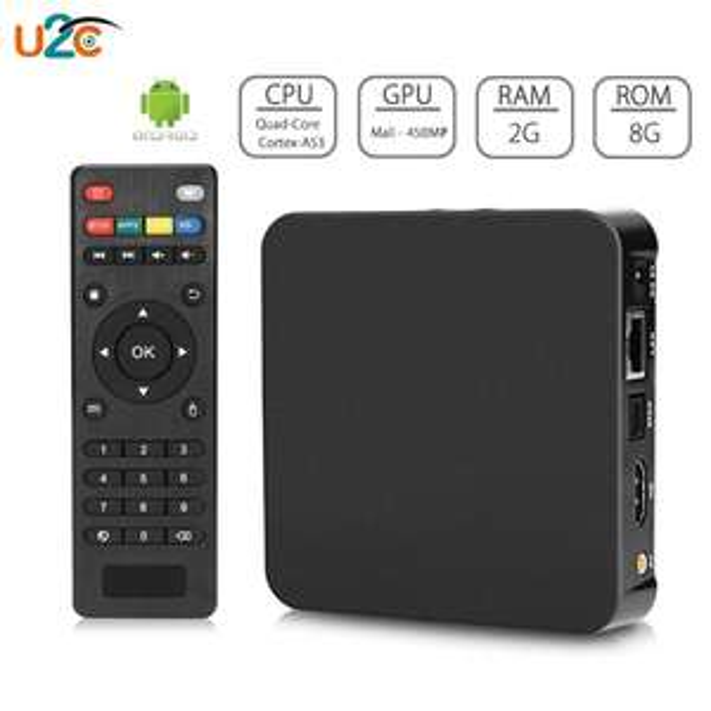 [Aliexpress] U2C Z-Pro - S905X 2GB/8GB 4K Set Top TV Box für 16,53€