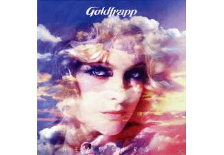 GOLDFRAPP - Head First -  Vinyl LP + Bonus-CD für 5€ @ Saturn (Abholung)