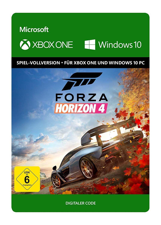 Forza Horizon 4: Ultimate Edition Xbox One/PCfür 59,99€ (statt 90€)