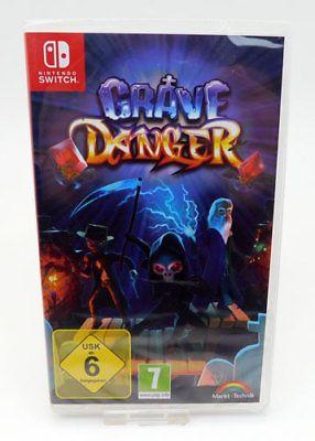 Grave Danger(Switch) [Ebay]
