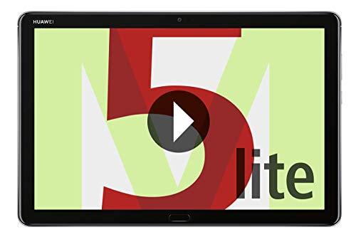 Huawei MediaPad M5 lite LTE  (10,1 Zoll, 32GB) für 215€