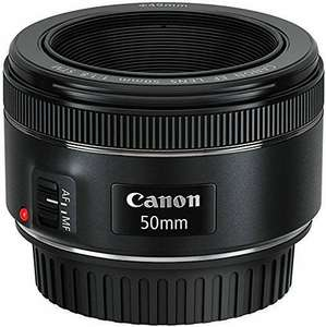 Canon EF 50mm f1.8 STM Objektiv (Amazon)