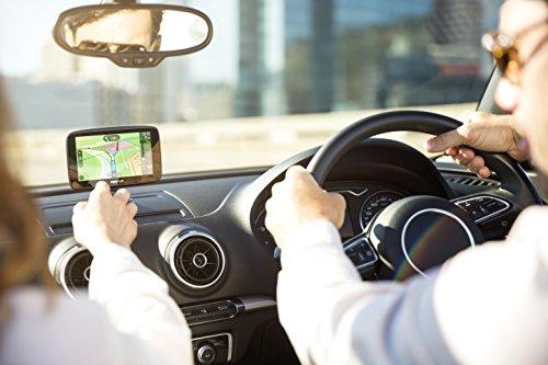 TomTom Via 53 EU-Traffic Navigationsgerät (13cm (5 Zoll)