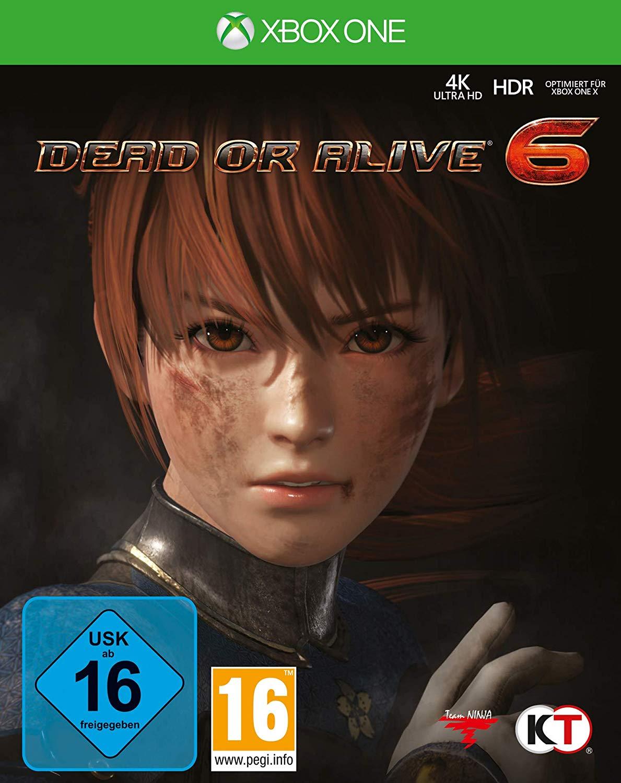 Dead or Alive 6 (Xbox One & PS4) für je 37€ (Amazon)