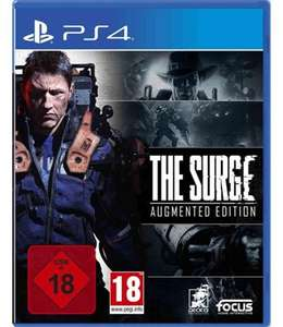 The Surge Augmented Edition (PS4) für 19,99€ bzw. 16,99€ (Müller Filialabholung)
