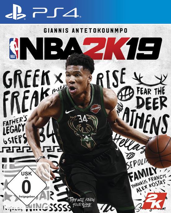 NBA 2K19 (PS4 & Xbox One) für je 19,99€ & NBA 2K19 (PC) für 14,99€ (GameStop & Amazon Prime)