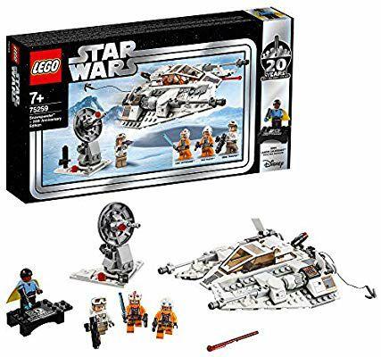 Lego Star Wars Snowspeeder (20 Jahre Edition) mit Gutschein bei Amazon