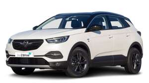 [Privat] Opel Grandland X Innovation 1.2 Autom. (130PS) All-Incl.-Leasing (Wartung/Steuer/Versicherung) - mtl. 319€, 12 Mon., 17.000km