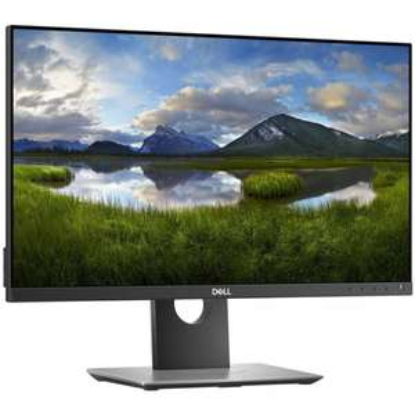 """Dell P2418D 24"""" Monitor (IPS, matt, QHD, 60Hz, 5ms, HDMI, DisplayPort, pivot, neigen, schwenken, höhenverstellbar)"""