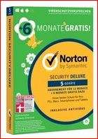 [NBB] Norton Security Deluxe 3.0 - Limited Edition 2019 [5 Geräte - 18 Monate - Vollversion]
