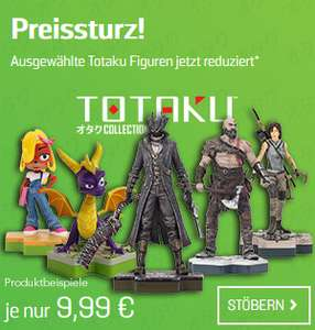 Totaku Collection Figuren für je 9,99€ (GameStop)