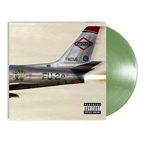Eminem - Kamikaze Olive Green Vinyl (Amazon)