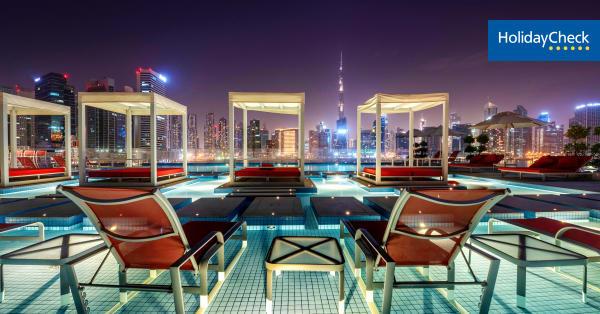 1 Woche Dubai im 5* Hotel inkl. Frühstück + Flüge ab 550€ p.P.