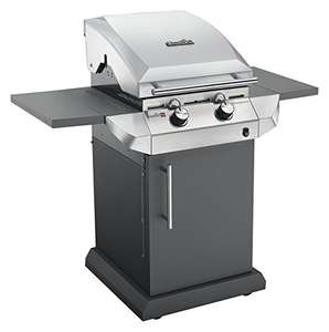 [amazon.de] Char-Broil Performance Series T22G - 2 Brenner Gasgrill, Schwarz/Edelstahl