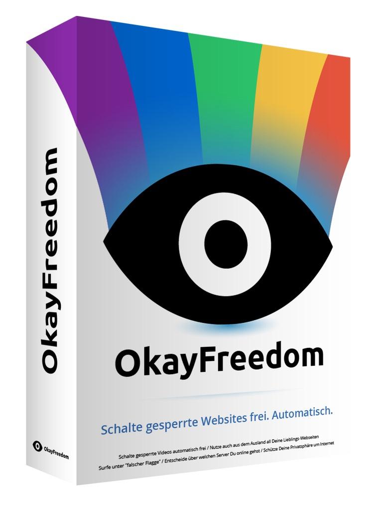 OkeyFreedom VPN Premium ein Jahr gratis