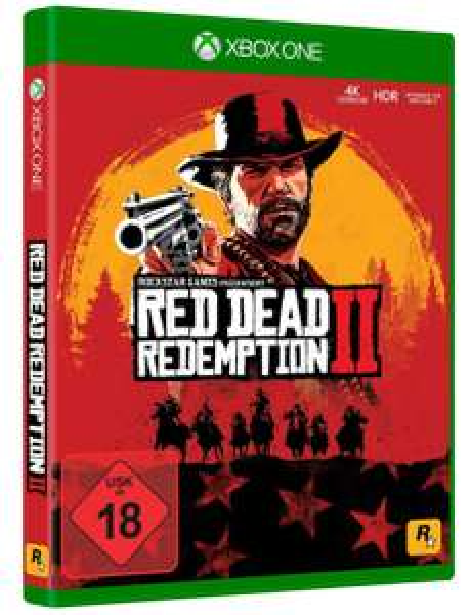 Red Dead Redemption 2 Xbox One für 29,95€ inkl. Versandkosten [Rakuten/Paydirekt]