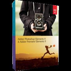 Adobe Photoshop Elements 11.0 + Adobe Premiere Elements 11.0 für 49,99 EUR