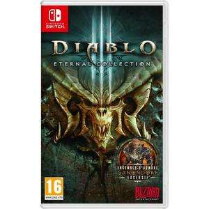 Diablo III: Eternal Collection (Switch) für 28,98€ (Cdiscount)