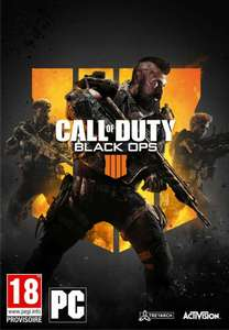 Call of Duty: Black Ops 4 (PC) für 23.88€ (Amazon)