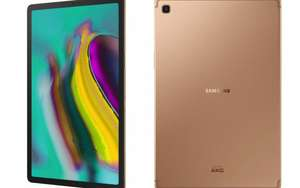 Samsung Galaxy Tab S5e 64GB WiFi Gold Vorbesteller Amazon DE
