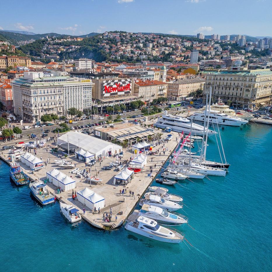 Flüge nach Kroatien / Rijeka Hin und Zurück von Frankfurt (Mai) ab 11,98€