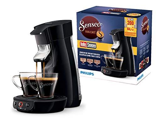 Philips Senseo Viva Café HD6561/69 als Volks-Senseo mit bis zu 200 Pads