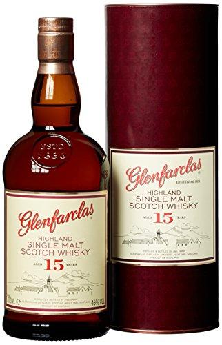 Glenfarclas 15 Jahre Single Malt Whisky bei [Amazon]