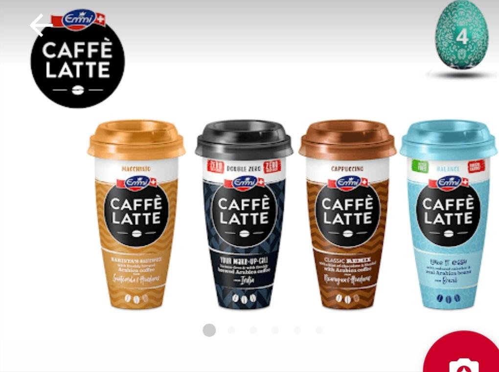 [REWE] Emmi Caffee Latte für Effektiv 0,39€ - (Angebot + Scondoo) 10x einlösbar
