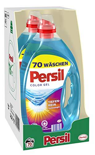 Amazon Persil Color Gel oder Universal Gel, 2er Pack (2 x 70 Waschladungen) 16,90 Euro