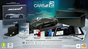 Project Cars 2 Ultra Collector's Edition für PS4
