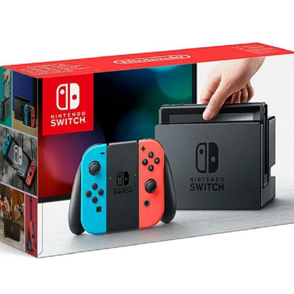 Nintendo Switch B-Ware wie Neu/sehr gut @real